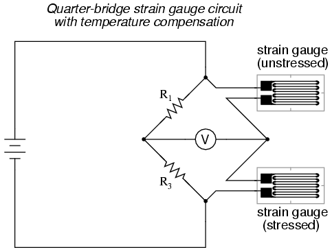 Building a low cost strain gage load cell amplifier The